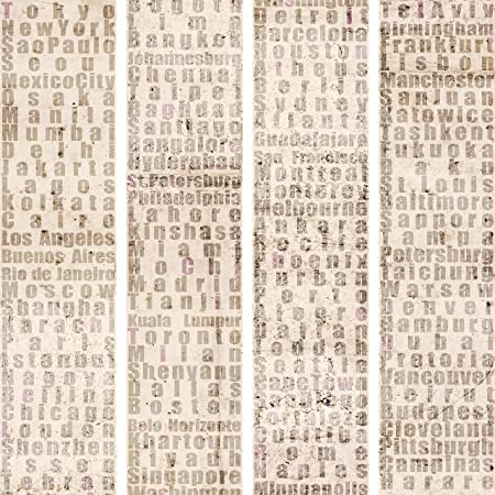 Murando Puro Wallpaper 05x10 M Roll Of Fleece Wall Paper Non Woven