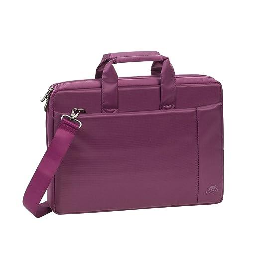 "58 opinioni per RivaCase 8231 Laptop Bag 15.6"", Borsa per Laptop Fino a 15.6"", Viola"