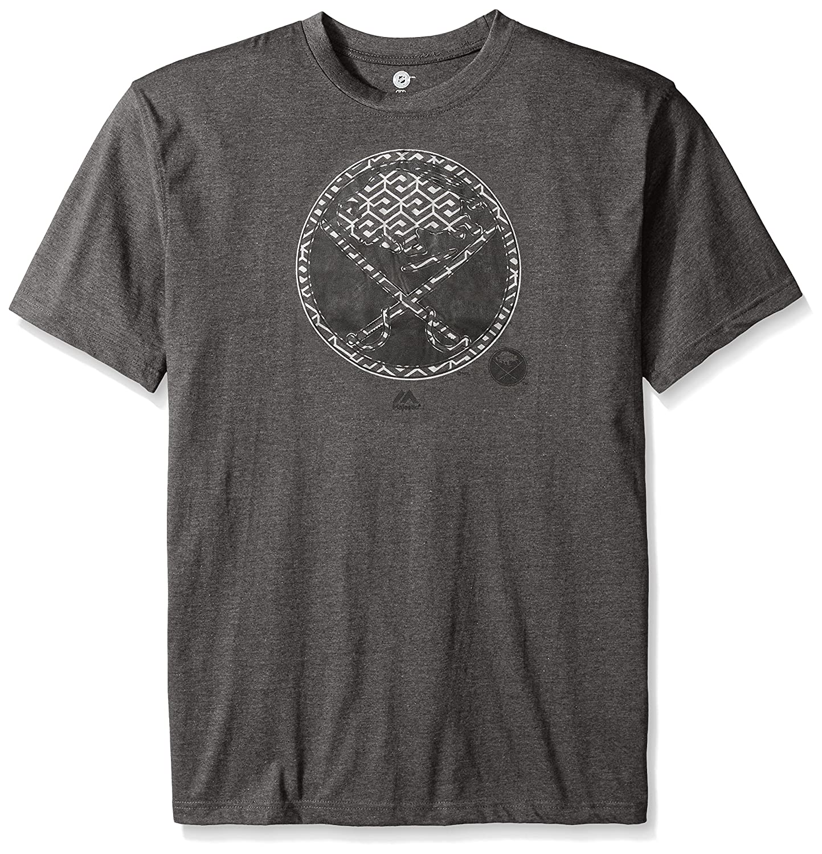 Amazon Nhl Big Tall Mens Short Sleeve Screen Print T Shirt