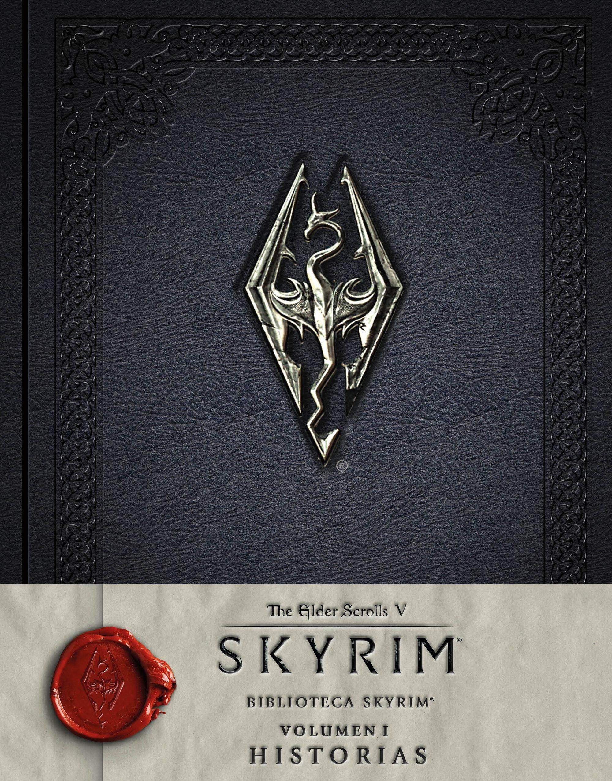 Biblioteca Skyrim. Volumen I. Historias Guías Ilustradas: Amazon ...