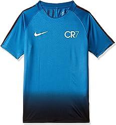 "official photos a15b5 7f542 Nike Cr7 y Dry Sqd Ss Gx Shirt aus der Kollektion ""Cristiano"