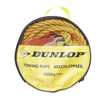 Amazon.es: Dunlop Vehicle 871125241822 Cables de Arrastre, NY 3000 Kg