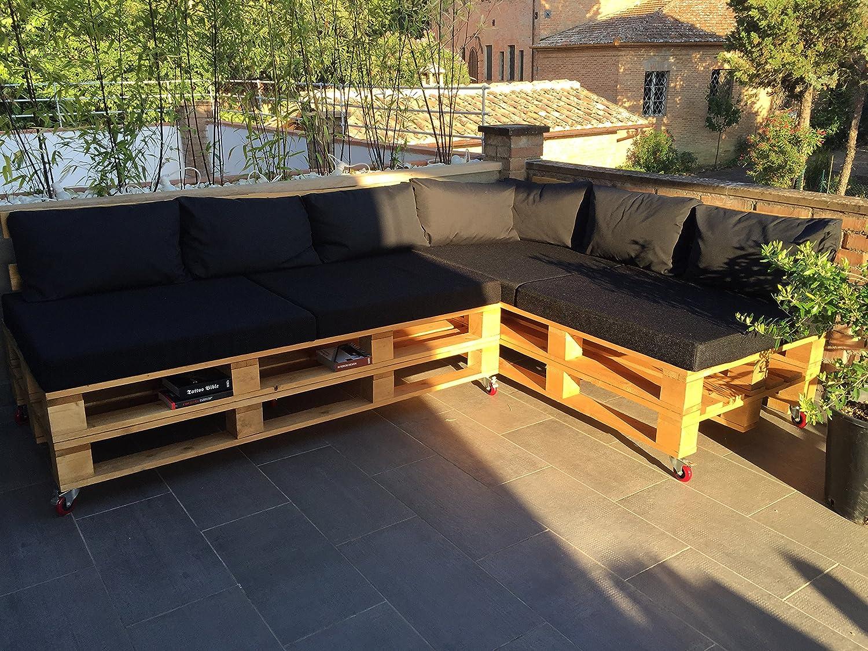 Arketicom Pallet One CHEOPE - Respaldo Cojin Sofa en Palet ...