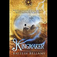 Kingmaker (The Mapweaver Chronicles Book 4)
