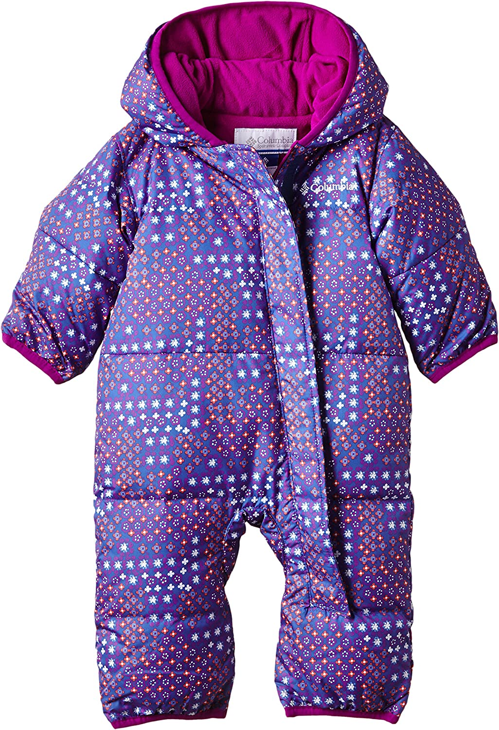 Columbia Babies Snuggly Bunny Bunting All-in-One Suit
