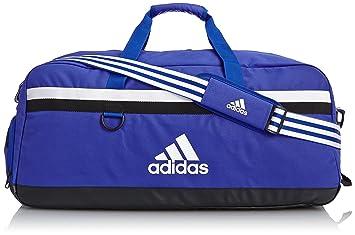 5a78c2d9c adidas Tiro Team Sports Bag Bold Blue/White Blue Bold Blue/White Size: