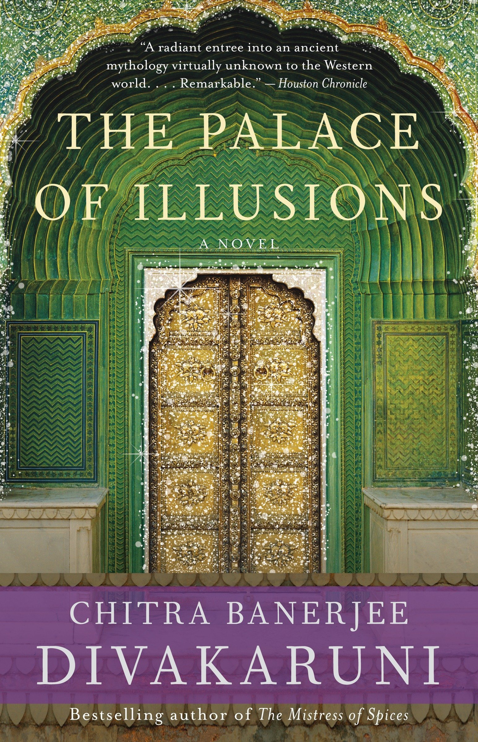 Image result for the palace of illusions