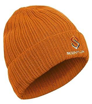 c83615873d7 ScentLok Men s Carbon Alloy Knit Cuff Beanie (Blaze Orange