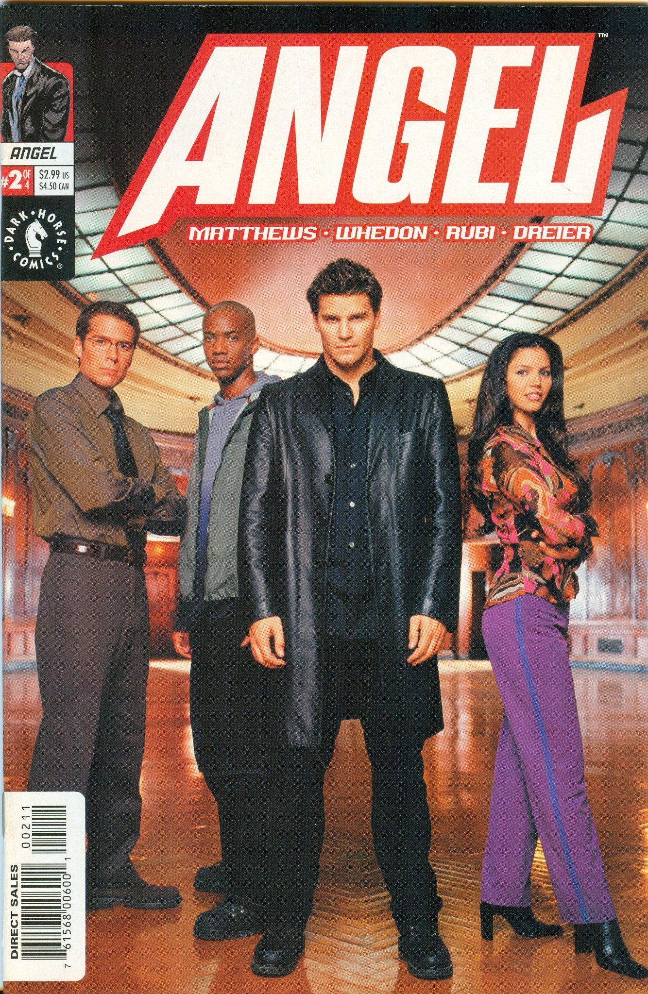Angel #2 Photo Cover 2 of 4 pdf epub