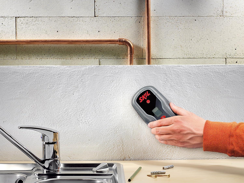 Skil 0551AA Detector de tuberías (9 V): Amazon.es: Bricolaje y herramientas