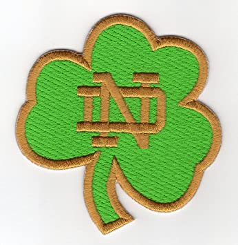 Notre dame patch: college-ncaa | ebay.