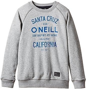 O Neill LB Santa Cruz Crew – Sudadera Sudadera, niño, Sweatshirt LB Santa