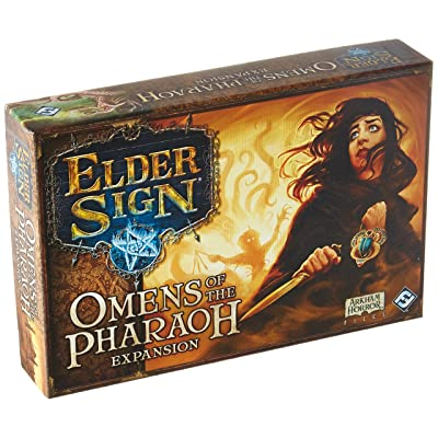 Elder Sign: Omens of the Pharaoh: Toys & Games