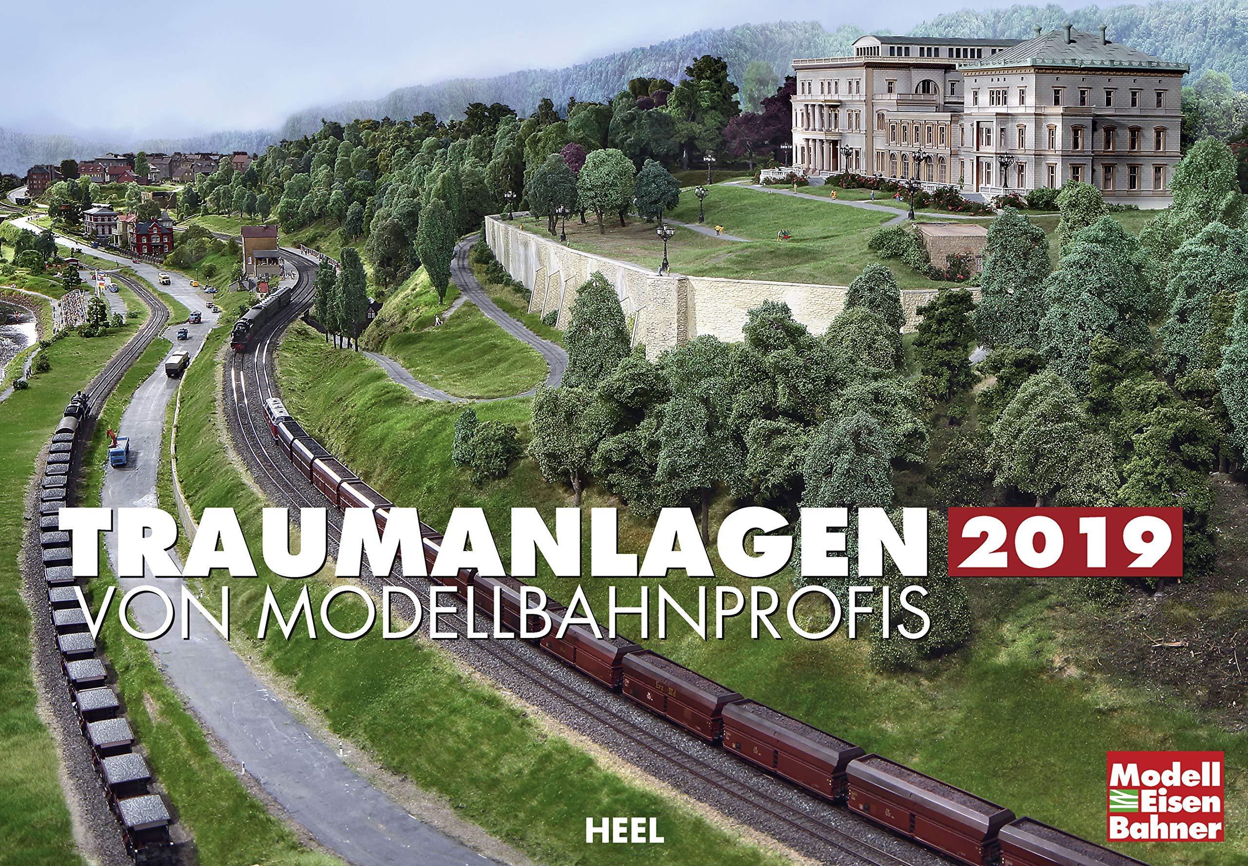 Traumanlagen Von Modellbahnprofis 2019  Modellbahn Träume Werden Wahr