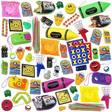 Amazon.com: Pack de emocionantes juguetes como recuerdo de ...