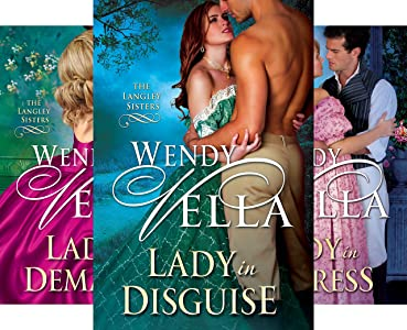 The Langley Sisters (6 book series) Kindle Edition