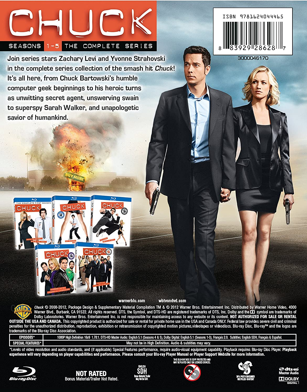 Chuck collector set usa import region a amazon dvd blu ray voltagebd Choice Image