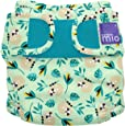Bambino Mio, mioduo Cloth Nappy Cover, Swinging Sloth, Size 1 (<9kgs)