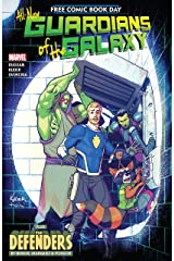 FCBD 2017: All-New Guardians Of The Galaxy #1 (All-New Guardians Of The Galaxy (2017-2018)) Kindle Edition