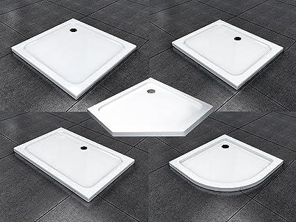 Vasca Da Bagno Acrilico : Cm piatto doccia vasca da bagno in acrilico per il bagno