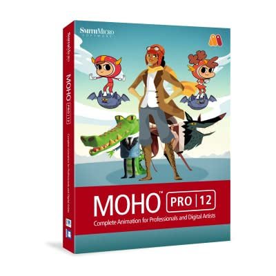 Moho Pro 12 2D Animation Software Download [Download]