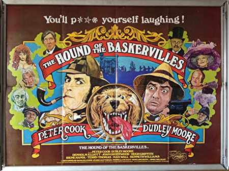 hound of the baskervilles peter cook and dudley moore