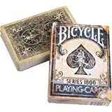 Ellusionist Bicycle 1800 Vintage Series Playing Cards - Blue