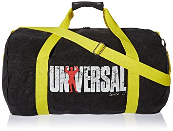 Image Unavailable. Image not available for. Color  Universal Nutrition  Universal Vintage Gym Bag