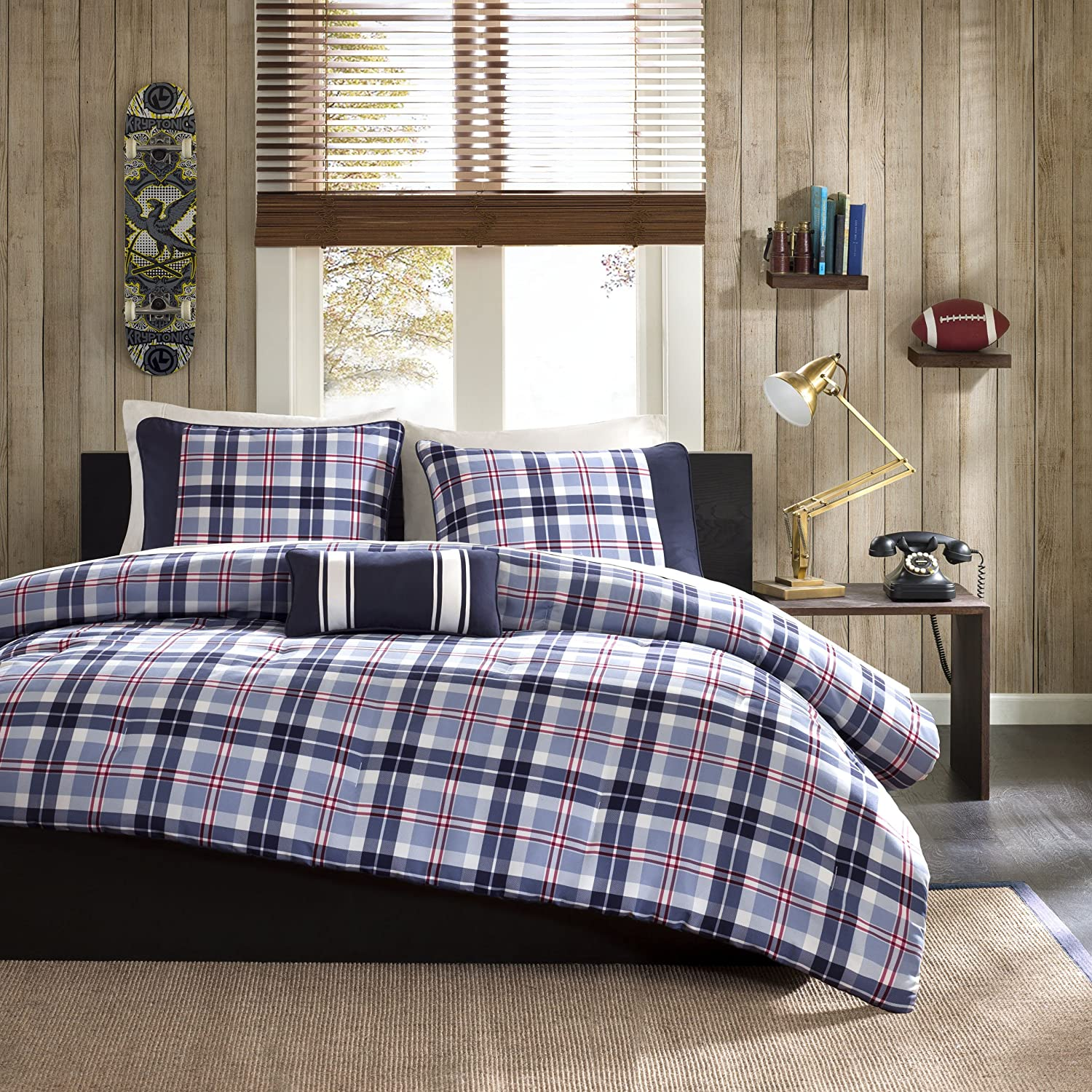 duvet design home forter buffalo cuddl comforter ideas pbk nafis flannel check plaid of duds