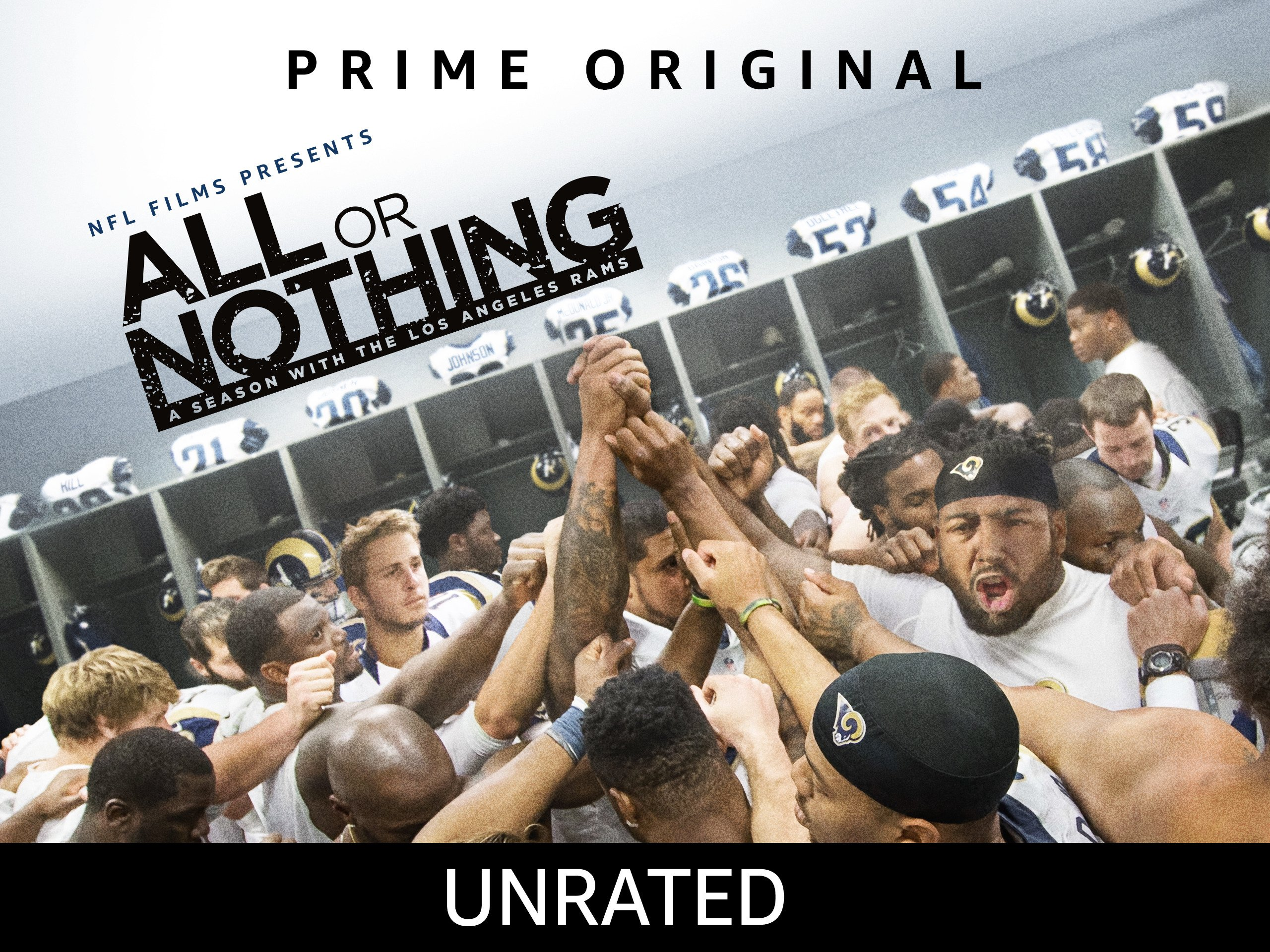1c123ebdaf5 Amazon.com  Watch All or Nothing  A Season with the Los Angeles Rams -  Unrated