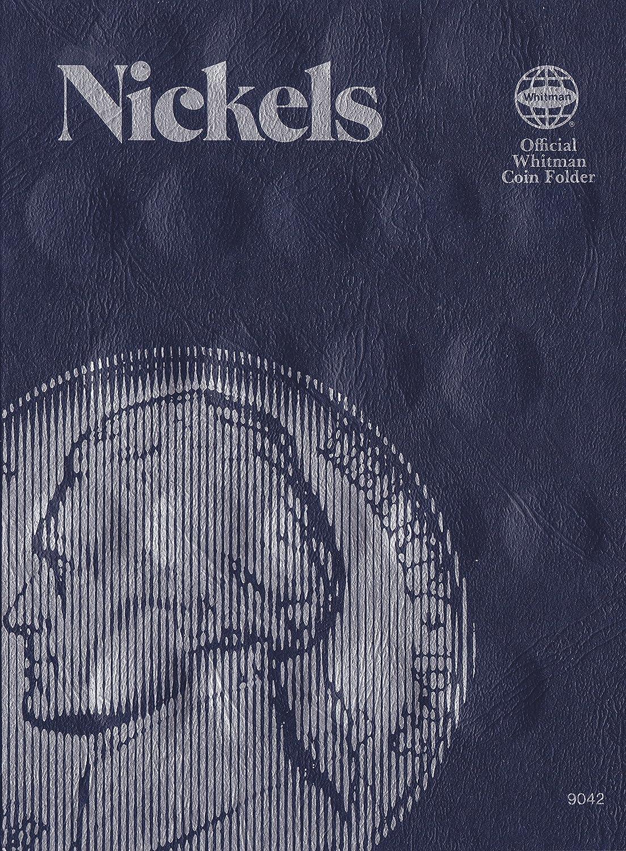 WESTWARD JOURNEY-DATE BLANK NO DATES 65 Nickel Whitman No 9042 COIN; album, binder, book, card, collection, folder, holder, page, portfolio, publication, set, volume INC UPC: 033500090424