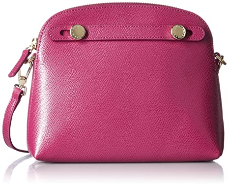 Image Unavailable. Image not available for. Color: Furla Piper XI Crossbody  Handbag Pink