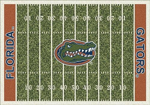 Milliken Florida Gators NCAA Home Field Area Rug 3 10 x 5 4