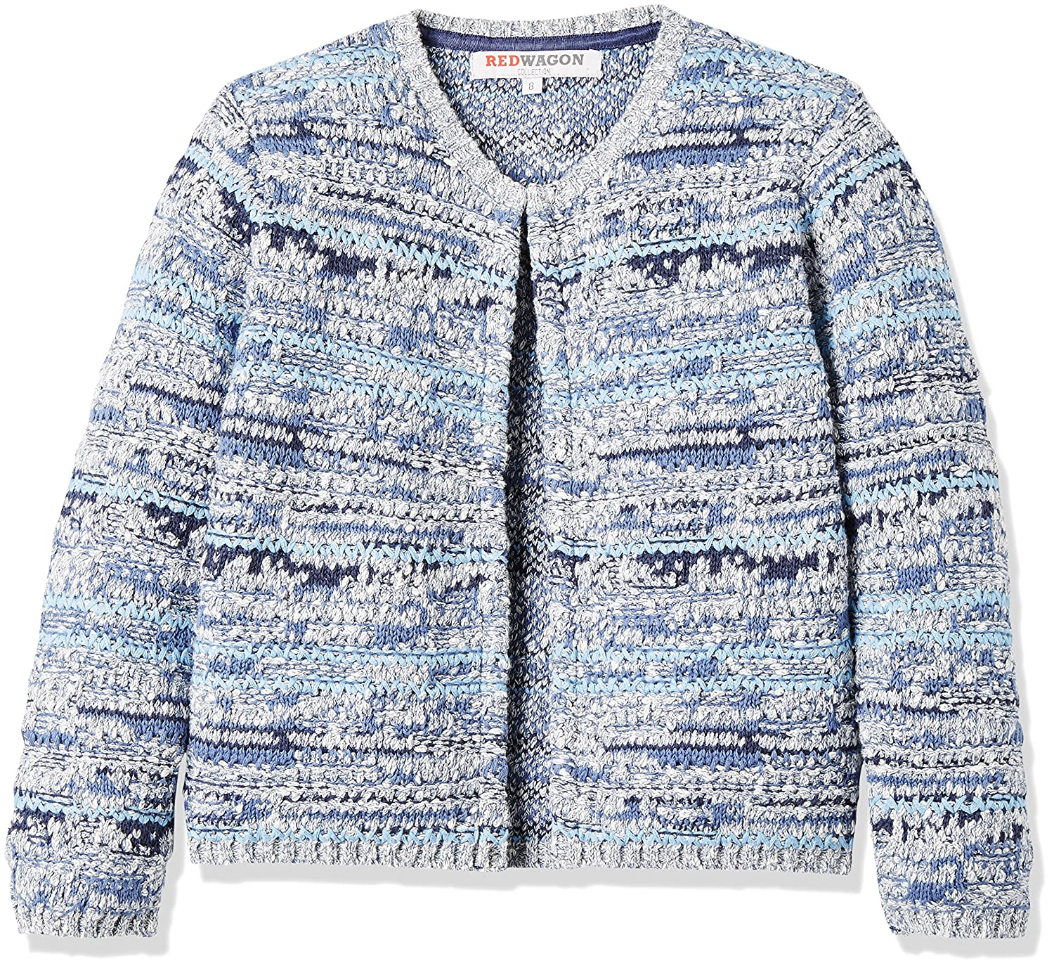 RED WAGON Cardigan in Cotone Bambina Blu (Blue) 2169