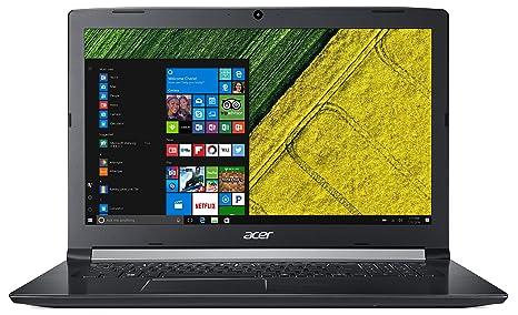 Acer Aspire 5, 17.3 HD +, 8ª Gen Intel Core i7 - 8550u, Memoria de ...