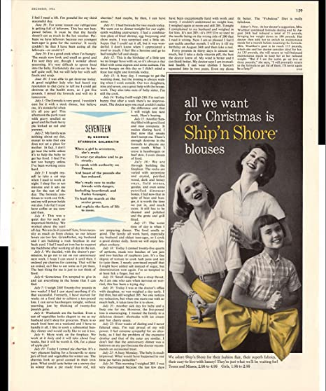 Amazon Com All We Want For Christmas Is Ship N Shore Blouses 1956
