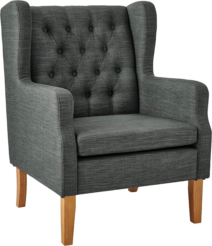 Amazon Brand – Ravenna Home Margaret Modern Living Room Chair, 28