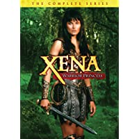 Xena Warrior Princess: The Complete Series [Digital]