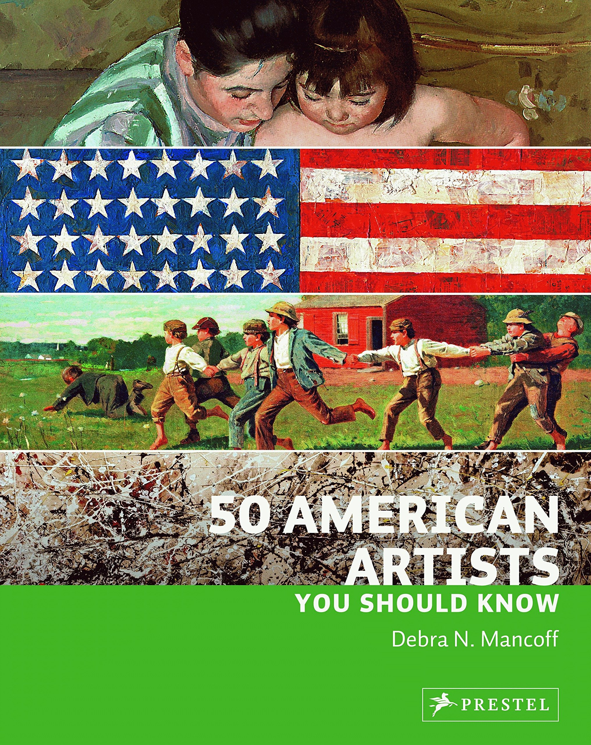 50 American Artists You Should Know (50...you Should Know) PDF
