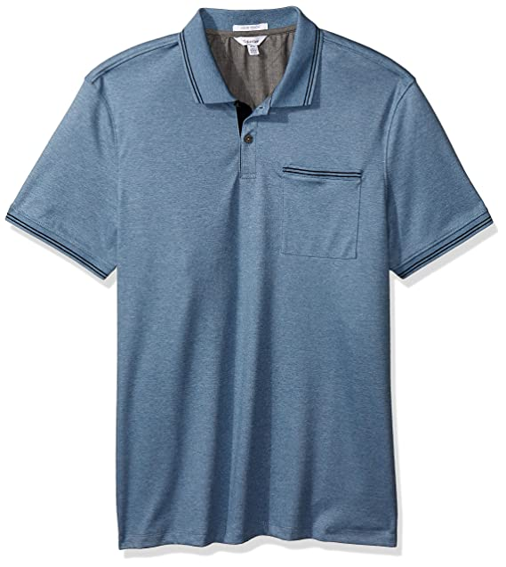 Polo Calvin Klein para Hombre  Amazon.com.mx  Ropa 9495c491dedb6
