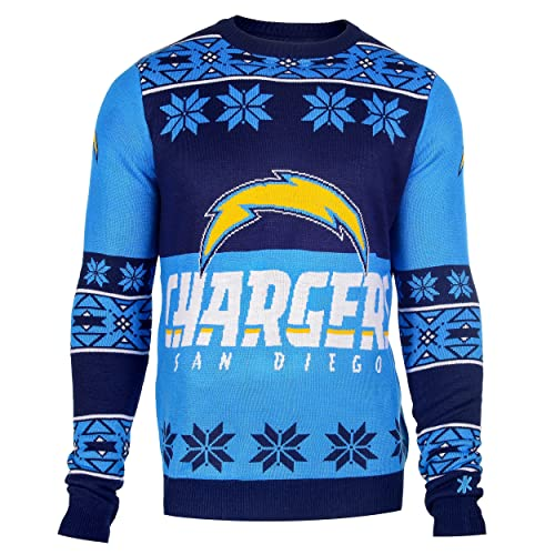 Discount San Diego Chargers Ugly Christmas Sweaters  for cheap