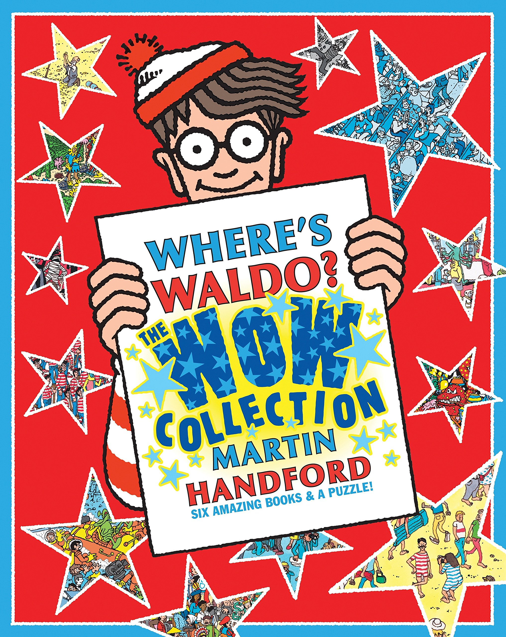 Where's Waldo? The Wow Collection: Six Amazing Books and a Puzzle by Candlewick