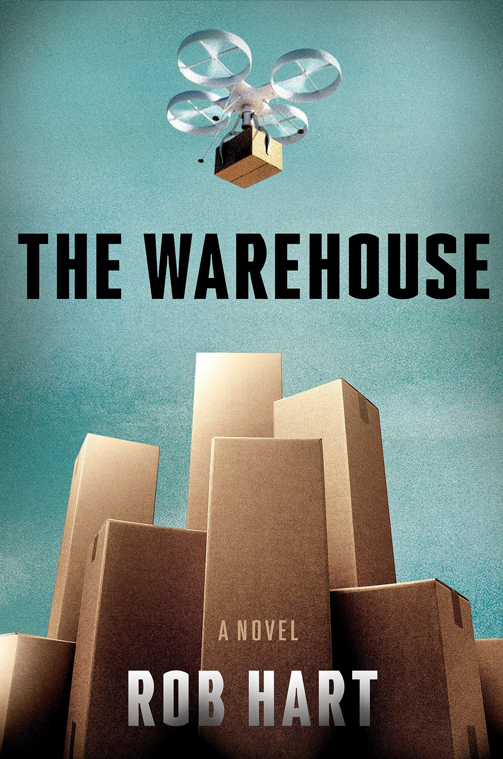 Rob Hart: Five Things I Learned Writing The Warehouse