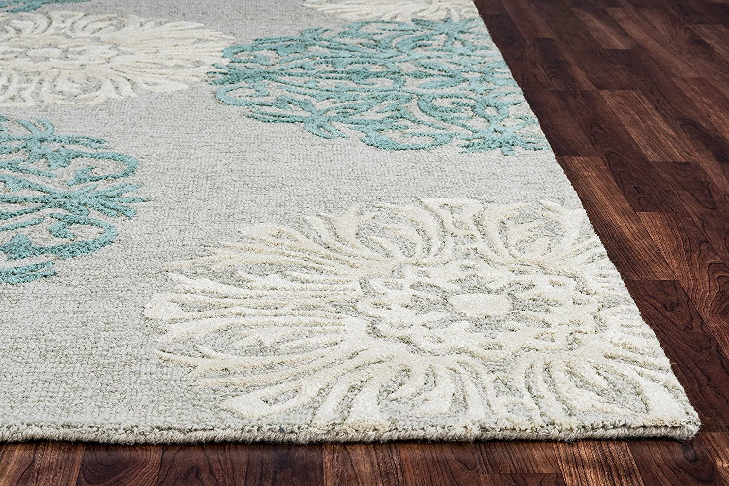 Amazon.com: Rizzy Home DI2241 Dimensions 8-Feet by 10-Feet Area Rug, Light  Gray: Kitchen & Dining - Amazon.com: Rizzy Home DI2241 Dimensions 8-Feet By 10-Feet Area
