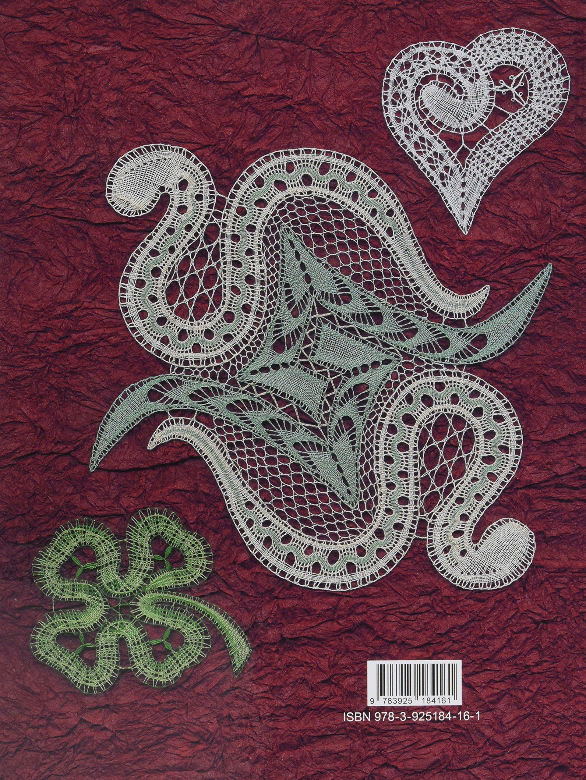 Mailänder Spitze / Milanese Lace: - gestern und heute / - yesterday and  today: Amazon.co.uk: Barbara Corbet: 9783925184161: Books