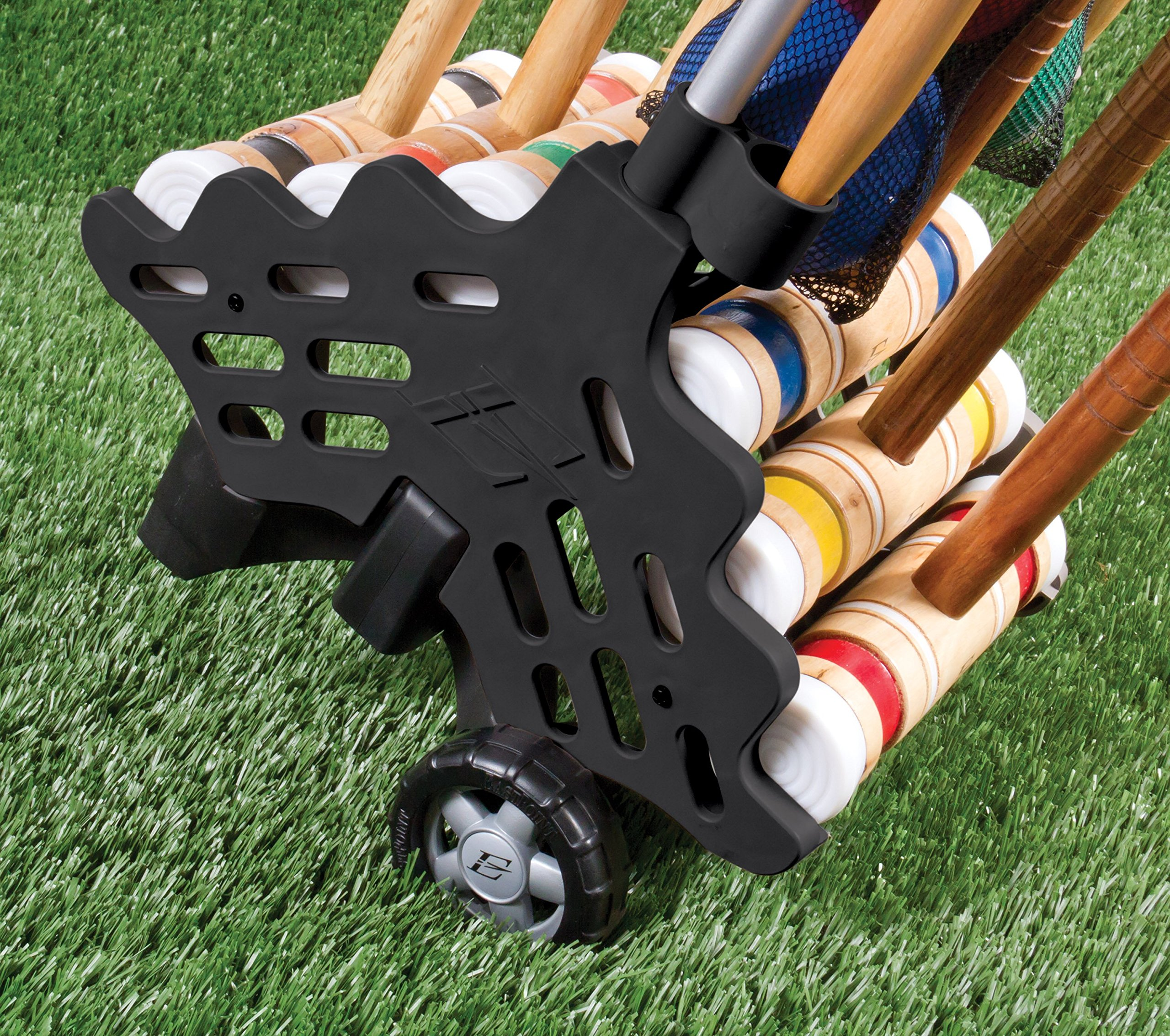 EastPoint Sports 6-Player Croquet Set with Caddy by EastPoint Sports (Image #7)
