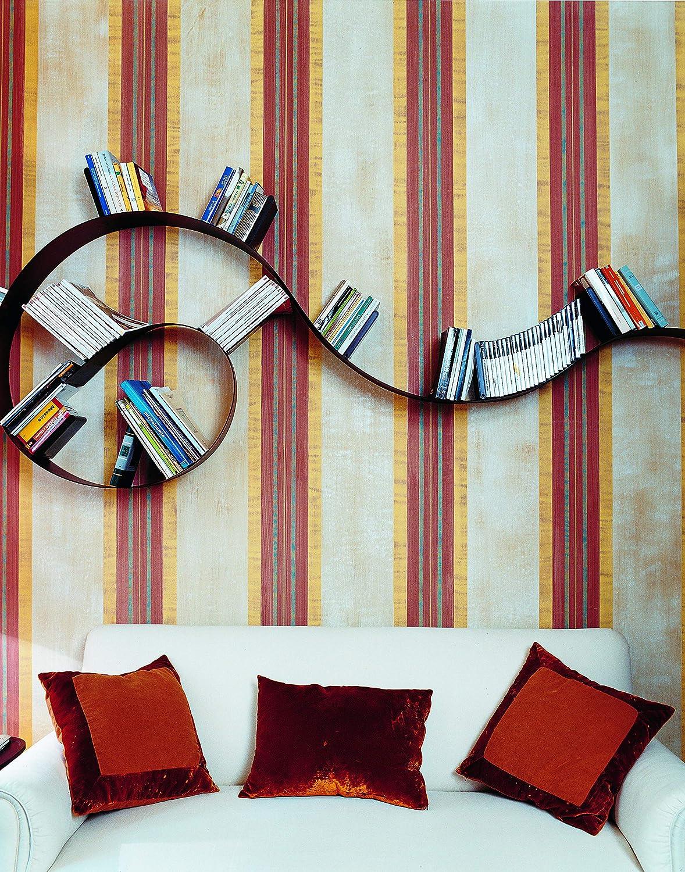 Kartell POPWORM Biblioth/èque rose