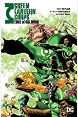 Green Lantern Corps: Edge of Oblivion (2016) Vol. 1 Kindle Edition