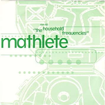 Mathlete - The Household Frequencies - 7