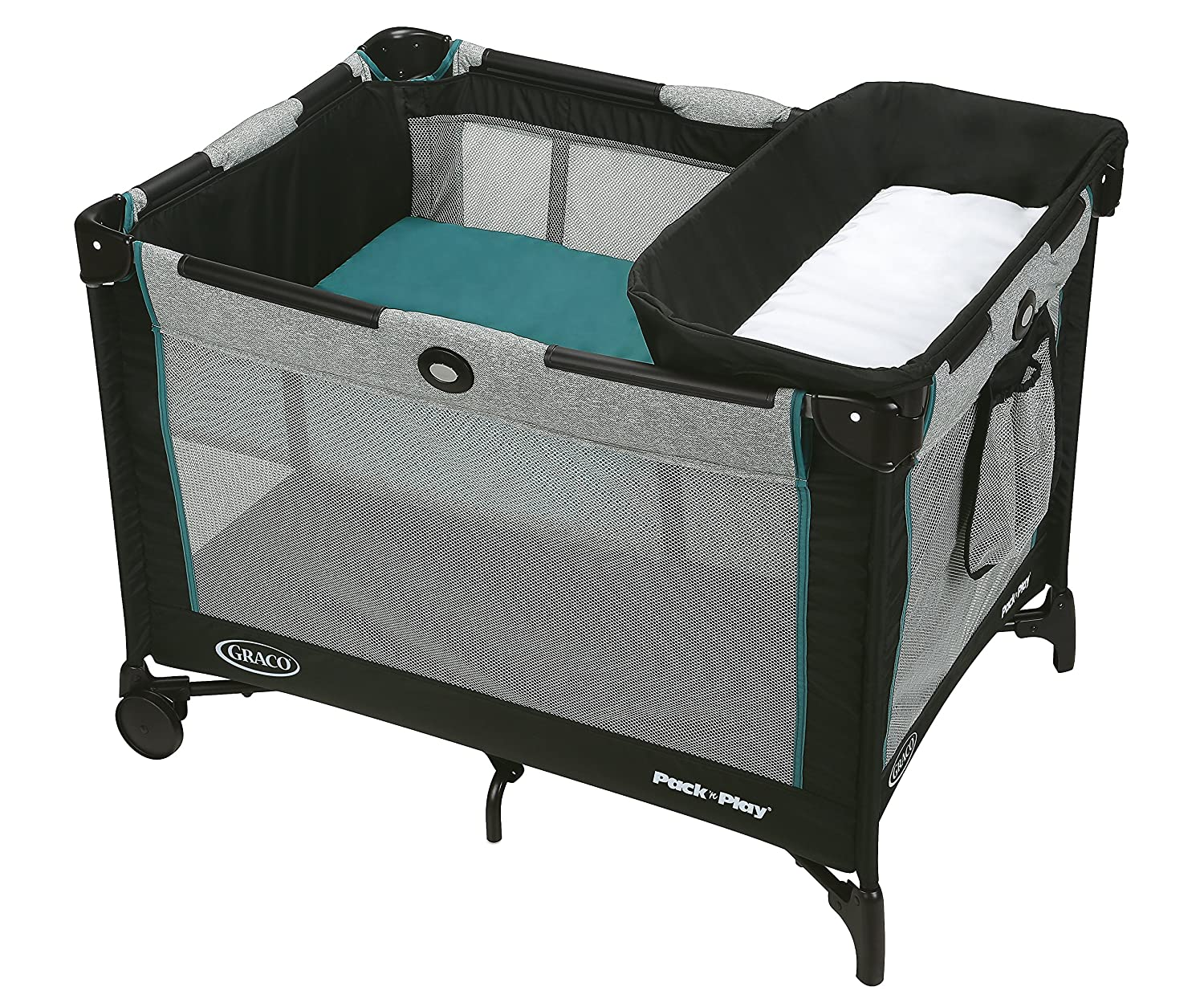 Graco Pack 'n Play Playard Simple Solutions Portable Play yard, Darcie 2000534